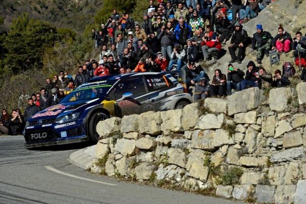 Sébastien Ogier Monte carlo 15