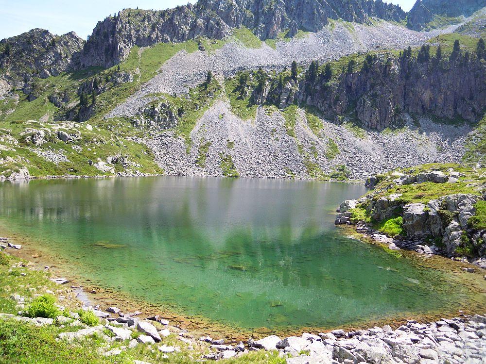 Lac de Pétarel .
