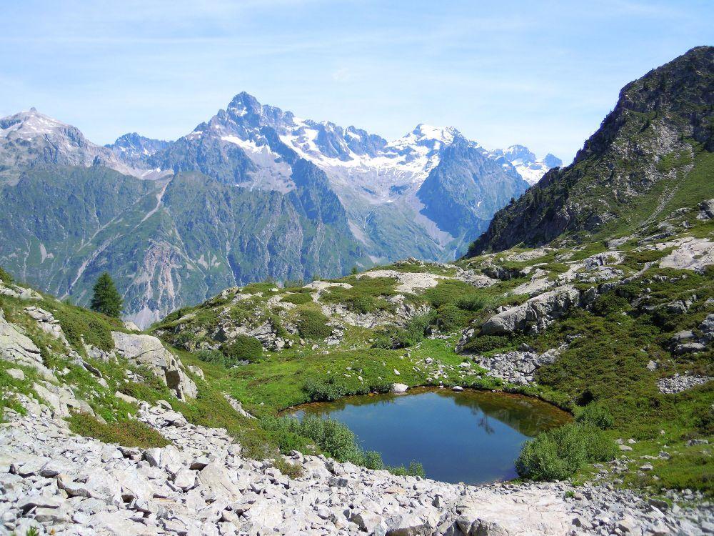Petit lac Pétarel