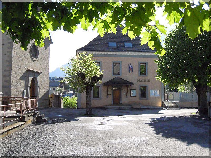 Mairie de Saint léger