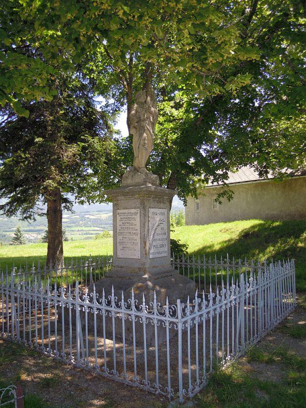 Monuments aux morts de Poligny