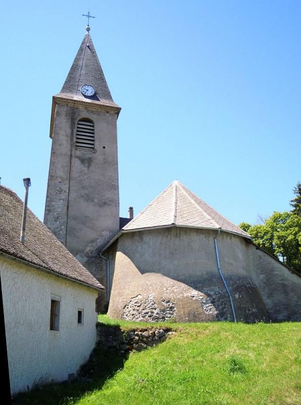 Poligny église