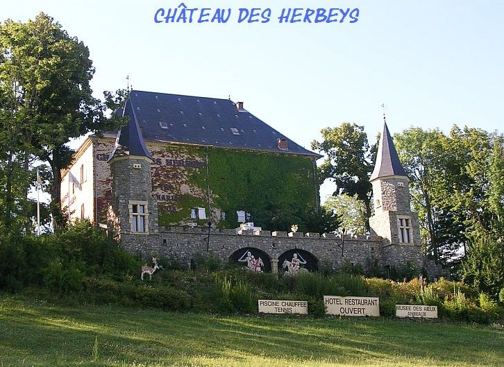 Chateau des Herbeys