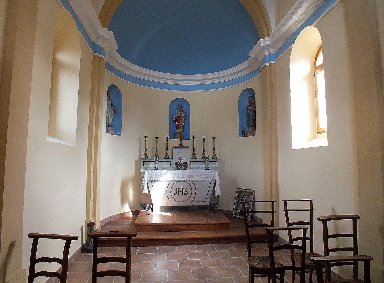 Chapelles des Aliberts