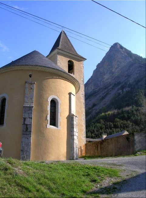 Glaizil église