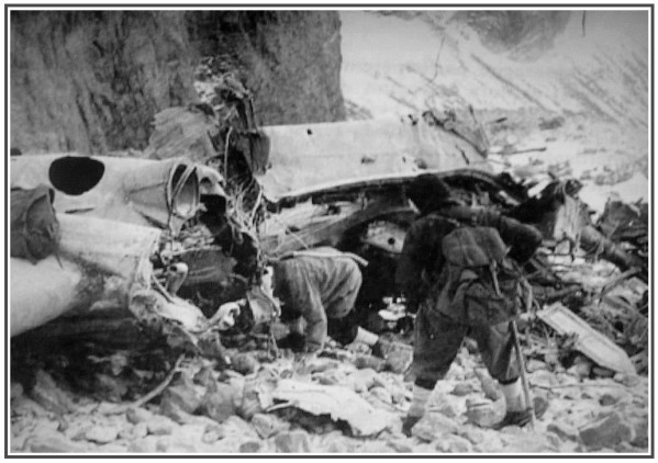 Accident Obiou 1950