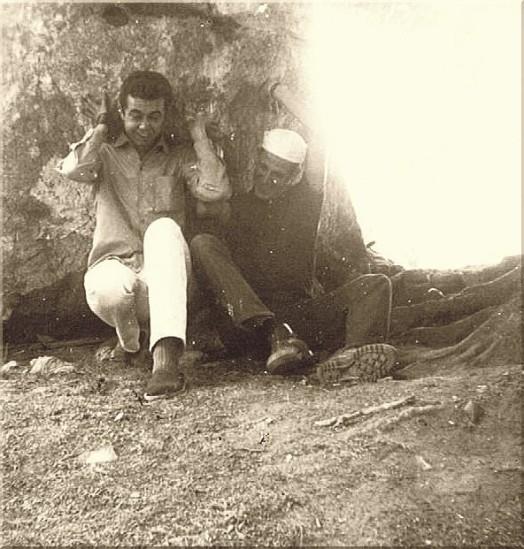 Alain Lochou et François