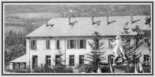 Ancienne école de Pont du Fosse