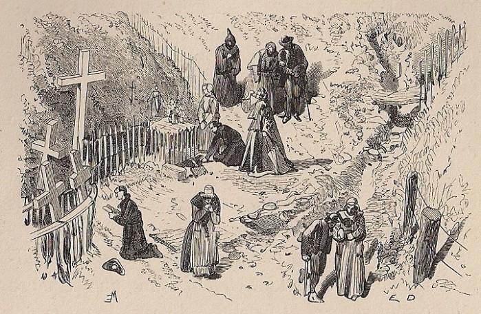 Apparition Notre Dame de La Salette
