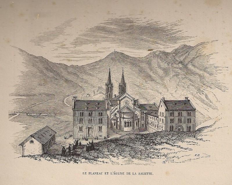 Basilique Notre Dame de La Salette