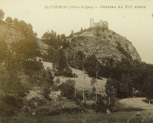 Chateau de Saint Firmin
