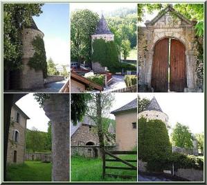 Chateau-de-Saint-leger-les-melezes