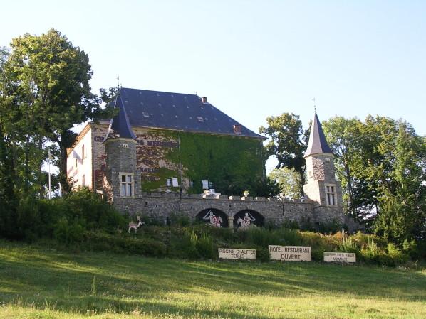 Chateau des Herbeys Chauffayer