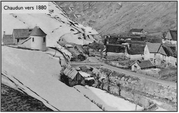 Chaudun 1880 , l'hiver-copie-1