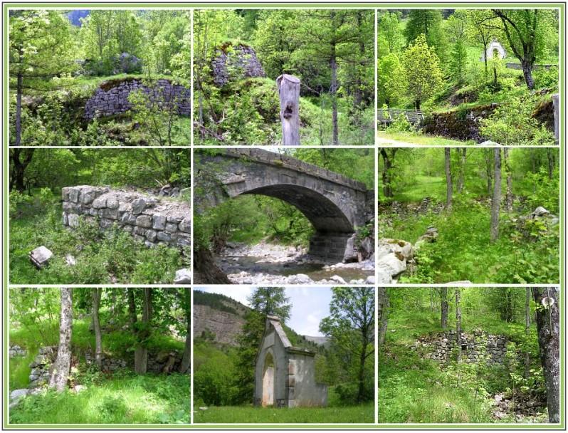 M moire du champsaurchaudun 05 un village abandonn par ses habitants - Acheter village abandonne ...