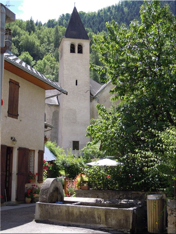 Eglise de La Chapelle en Valgodemar