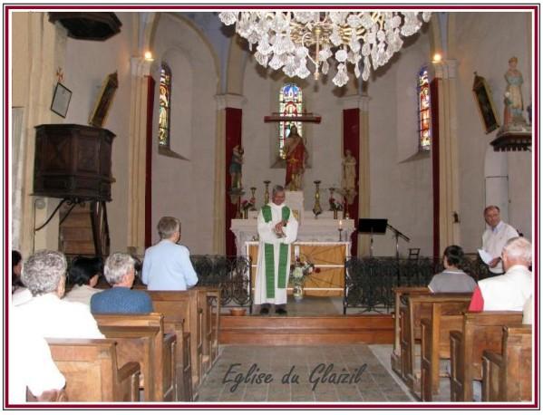 Eglise du Glaizil