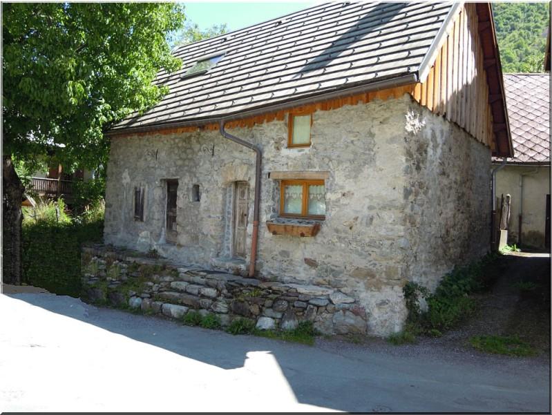 Ferme La chapelle en Valgaudemar