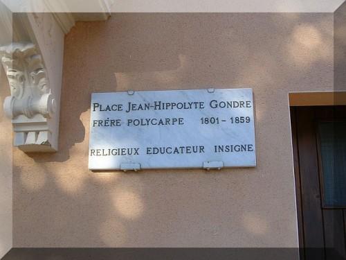 Frère Polycarpe La Motte