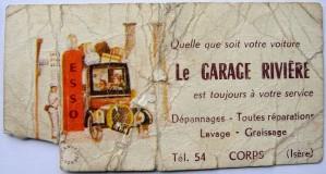 Garage Riviere Corps
