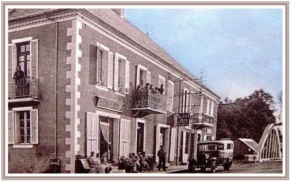 Hotel Faure Pont du Fossé