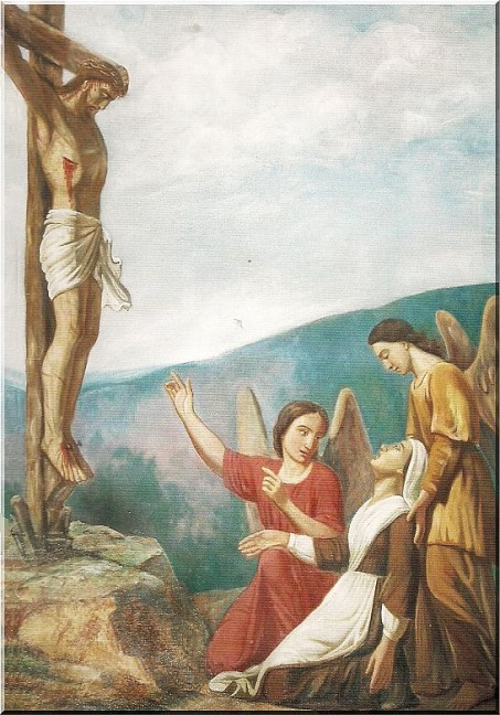 La croix d'Avençon