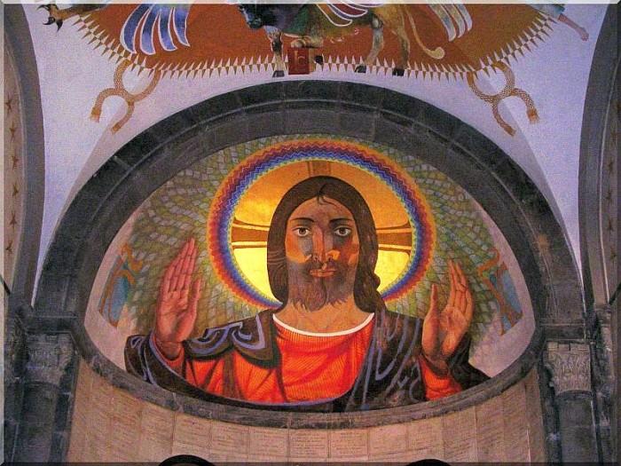 Le Christ d'Arcabas 2