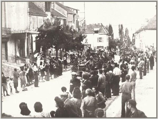 Libération du village Corps2