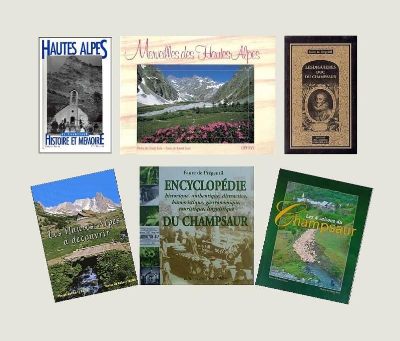 Livres Robert Faure-copie-1