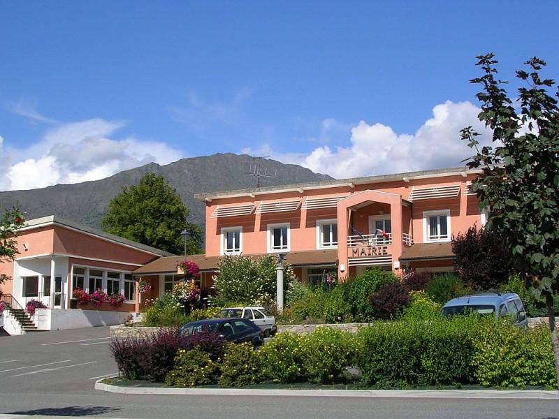 Mairie-Saint-Bonnet-en-Champsaur