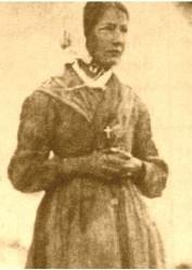 Mélanie Calvat La Salette