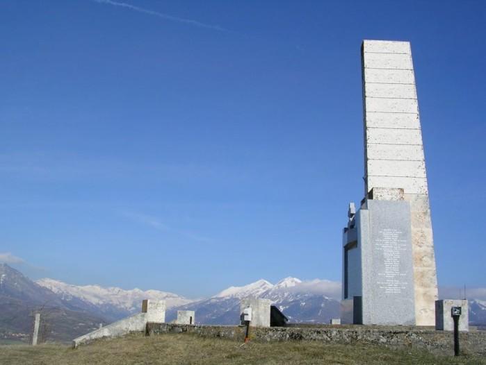 Mémorial Resistance Champsaur à Laye