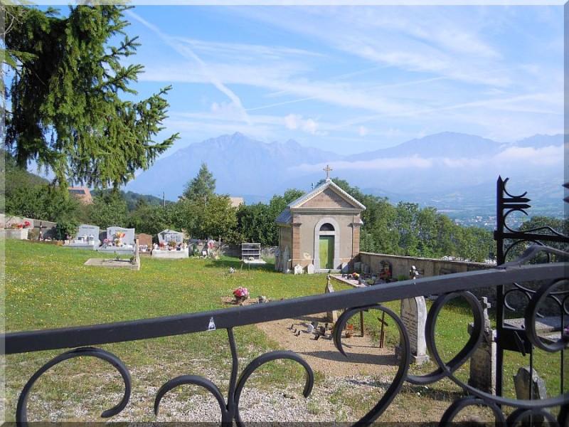 Nouveau cimetière de La Fare 2