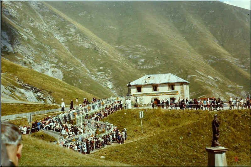 Pelerinage La Salette 1964