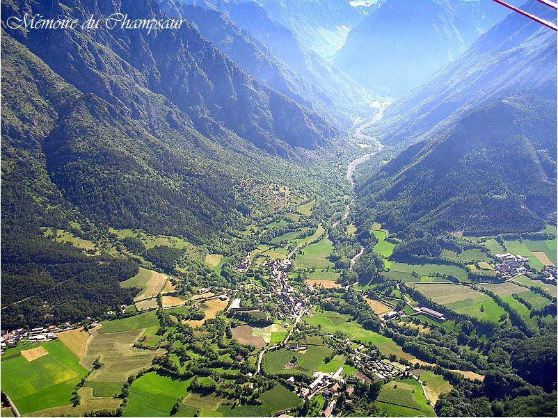 Photo aerienne de Saint Jacques en Valgodemar