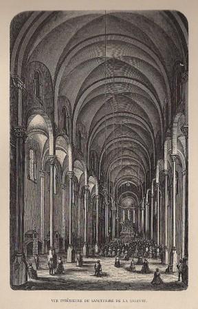 Sanctuaire Notre Dame de La Salette 1863