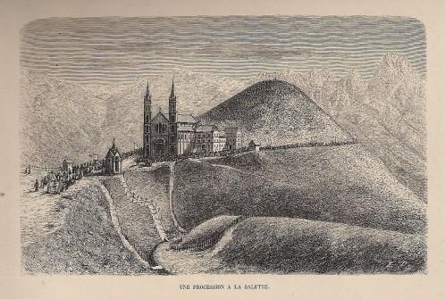 Sanctuaire Notre Dame de La Salette