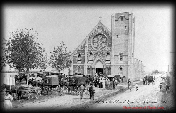 St Peter Church 1900