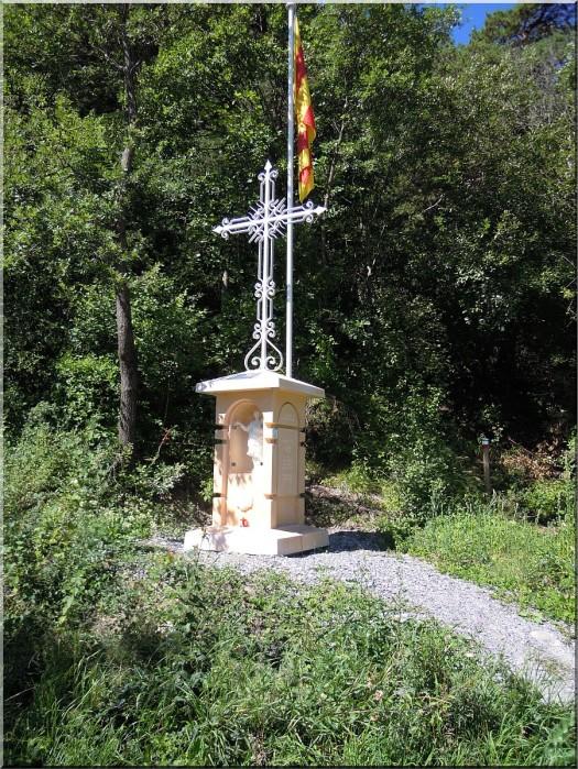 chemin de croix Laus
