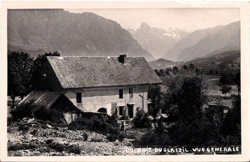 colonie du Glaizil 1946