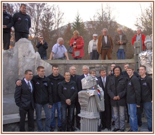 commémoration 13 novembre 2010 Obiou 2