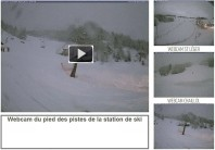 webcam Saint leger les Mélèzes