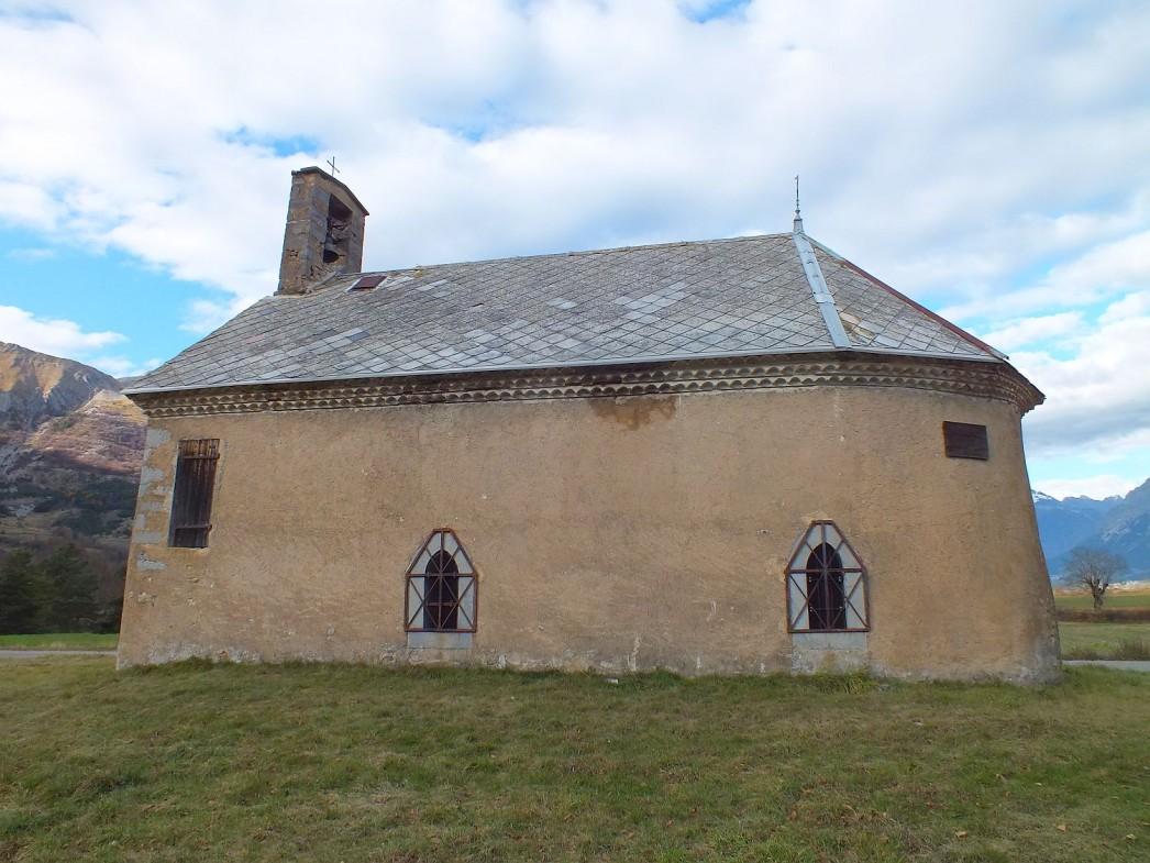 Chapelle st Etienne à Poligny